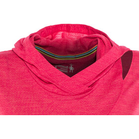 Smartwool W's Everyday Exploration Hooded Tee Sunset